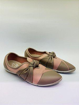 Sapato Feminino So.Si Bico Fino com Detalhe em Nó s002010
