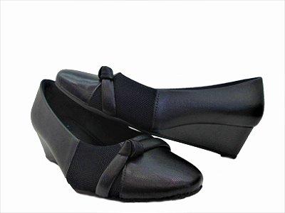 Sapato anabela Usaflex AD3207