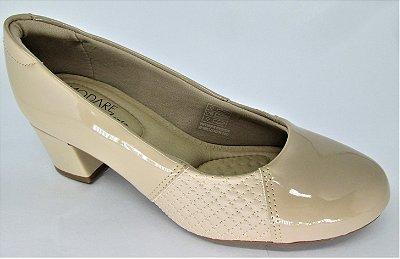 Sapato Modare Salto Baixo Verniz  para Joanete7316108
