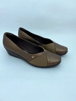 Sapato Piccadilly Anabela para joanete  144050