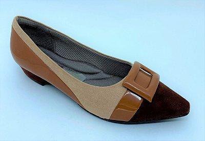 Sapato Bico Fino Maxitherapy 278015