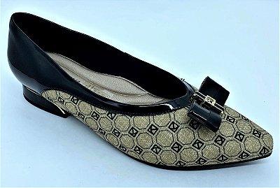 Sapato Bico Fino Maxitherapy 278013
