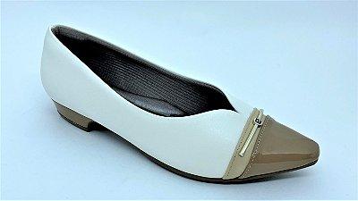 Sapato Bico Fino Maxitherapy 278030