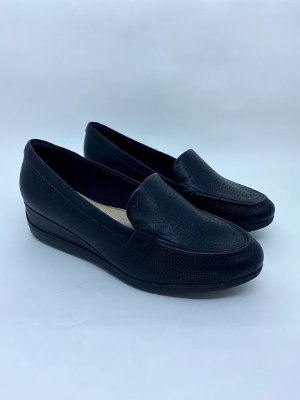 Sapato Piccadilly Mocassim Anabela 117039