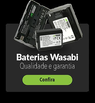 Baterias Wasabi