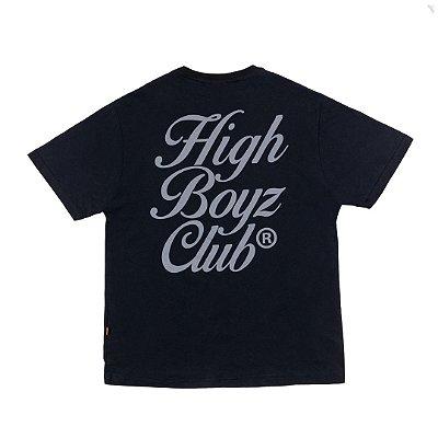 Camiseta High Club Preta