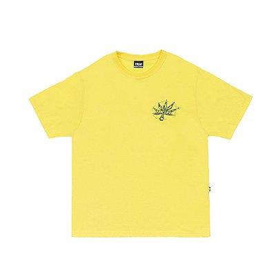 Camiseta High Ninja Amarela