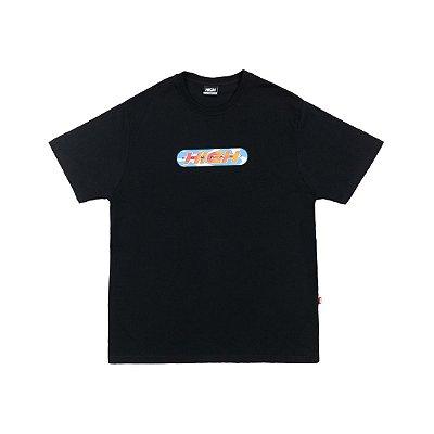 Camiseta High Pool Preta