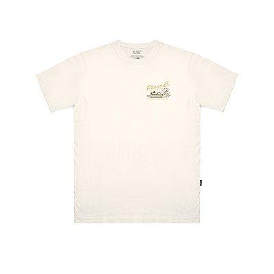 Camiseta Plano C Vacation Miami Branca