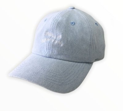 Bone Mess Ny 2 Dad Hat Strapback Jeans