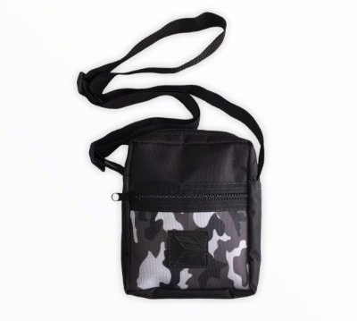 Shoulder Bag  Cisco Camo Black White