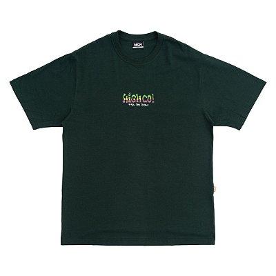 Camiseta High Times Verde