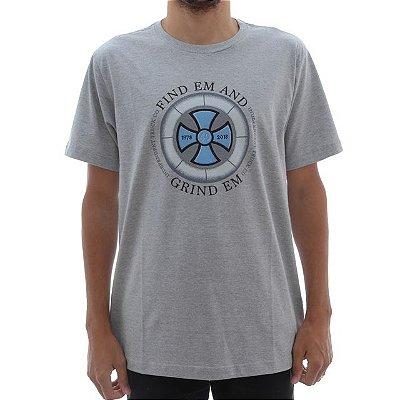 Camiseta Independent Meekster Mescla