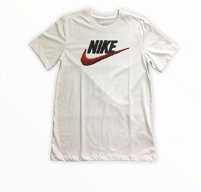 Camiseta Nike Sb Brand Branca