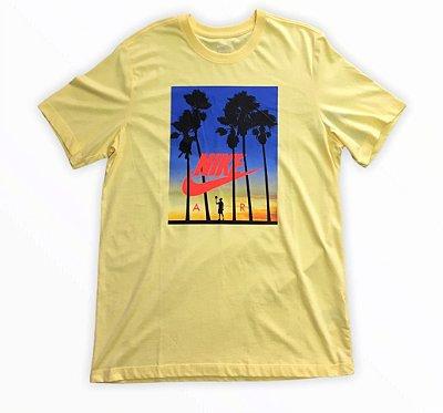 Camiseta Nike Sb Nsw Amarelo