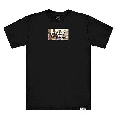 Camiseta Plano C Sec. XIX Preta