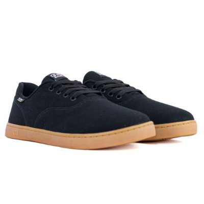 Tênis Hocks Sonora Skate Black/Natural