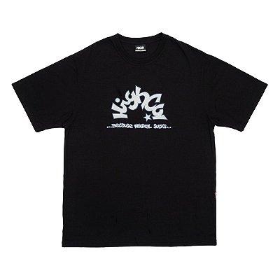 Camiseta High Star Preta