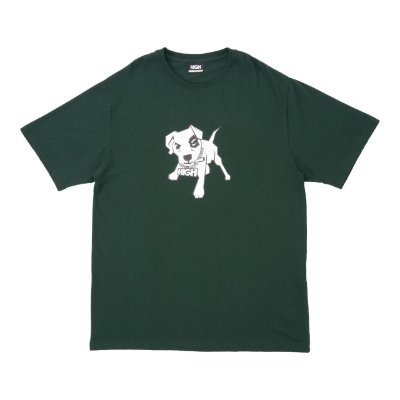 Camiseta High Mutt Nigth Verde