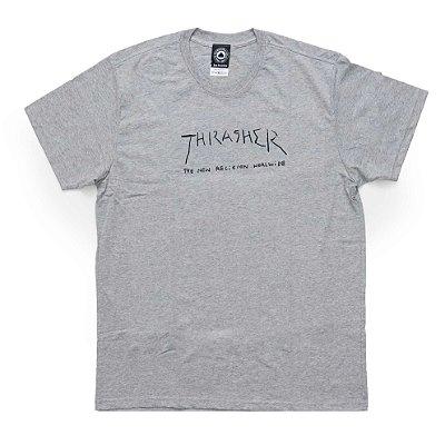 Camiseta Thrasher New Religion Mescla
