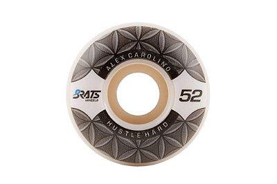 Roda Brats  Formula Evo Alex Carolino 52mm 101a