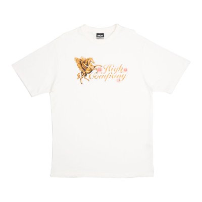 Camiseta High Pegasus Branca