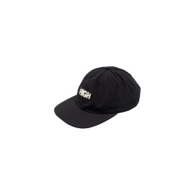 Boné High Logo Black