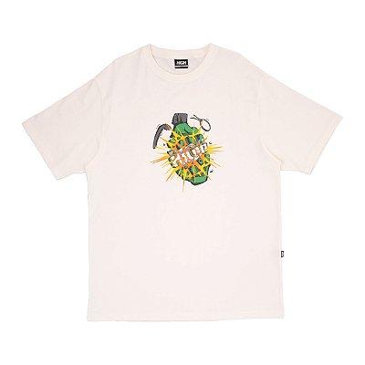 Camiseta High Granade Branca