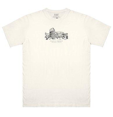 Camiseta Plano C Coliseu Branca