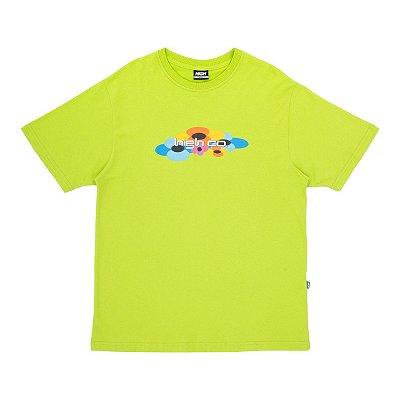 Camiseta High Flow Verde Limão