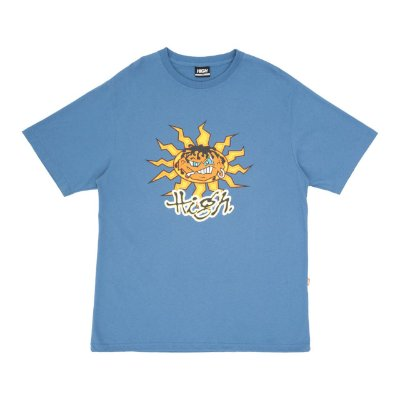 Camiseta High Junglist Azul