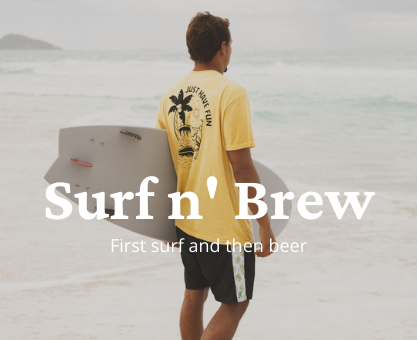 Surf and Brew