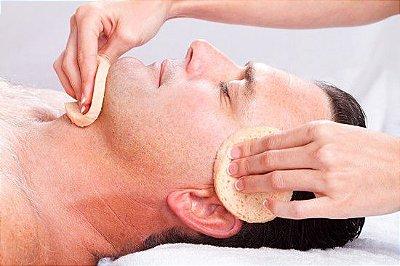 Limpeza de Pele Masculina - Facial Relaxante