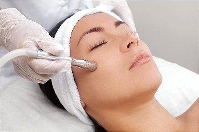 Peeling de Diamante Facial Nutritivo