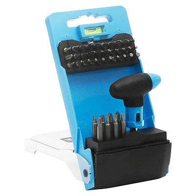 Kit de Acessórios para Parafusadeira com 40 Peças - GAMMA-G19525AC