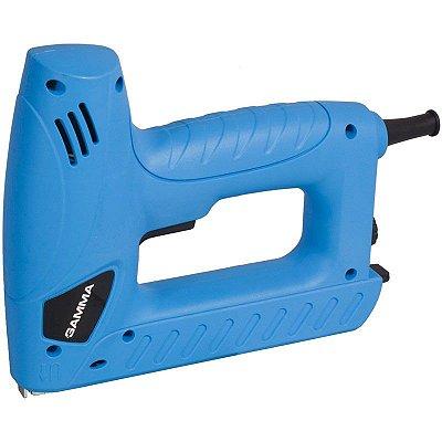 Grampeador Pinador Elétrico para Grampos 6 a 12 mm - - GAMMA-G1960