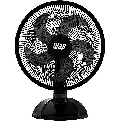 Ventilador Wap Rajada Turbo W130 De Mesa