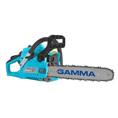 Motosserra a Gasolina 38CC Azul - Sabre 16 pol. - GAMMA-9026BR