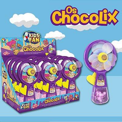 Kids Fan Chocolix