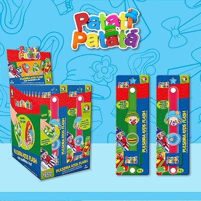 Pulseira Kids Flash Patati Patatá
