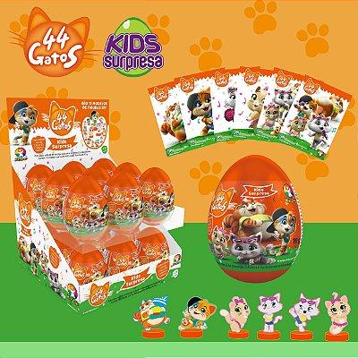 Kids Surpresa 44 Gatos