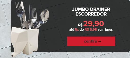 Jumbo Drainer
