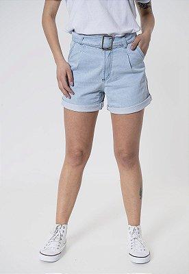 Short jeans baggy
