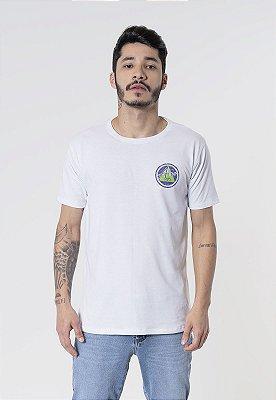 Camiseta Aero Jeans Branca