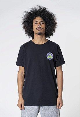 Camiseta Aero Jeans Preta
