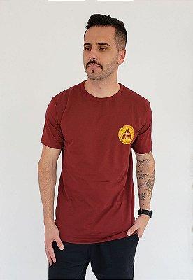 Camiseta Aero Bolach Bordô