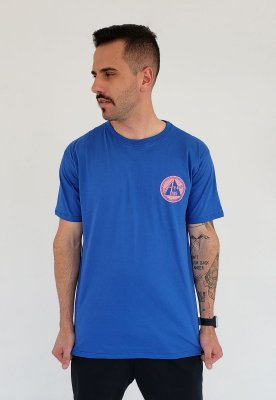 Camiseta Aero Bolach Azul Bic