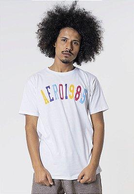 Camiseta Aero 1985 Branca