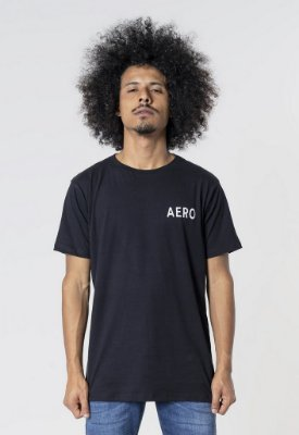 Camiseta Aero Preta