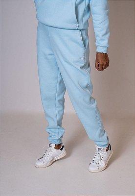 Calça de Moletom Aero Jeans Jogger Azul Aero